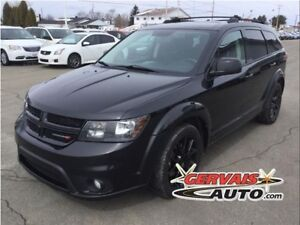 Dodge Journey SXT BlackTop TV/DVD MAGS 2013