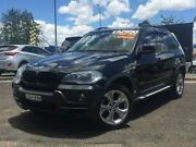 2009 BMW X5 E70 MY09 xDrive30d Steptronic Executive Black Sapphire 6 Speed Sports Automatic Wagon Hillvue Tamworth City Preview