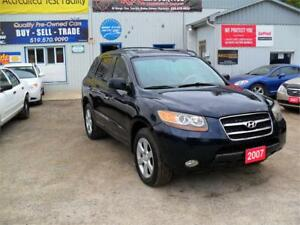 2007 Hyundai Santa Fe GL Premium| 7Pass| ONE OWNER| NO ACCIDENTS