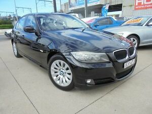 2008 BMW 320D E90 MY09 Executive Black 6 Speed Auto Sports Mode Sedan Holroyd Parramatta Area Preview