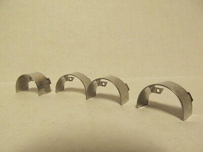 4 DCP 1/64 SCALE  KENWORTH, PETERBILT, STAINLESS STEEL METAL REAR FENDERS