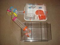 Ferplast combo hamster cages plus