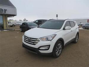 2014 Hyundai Santa Fe Sport AWD HEATED SEATS! TURBO!!