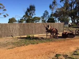 Brushwood Fencing Panels Cunderdin Area Preview
