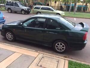 2001 Mitsubishi Lancer Coupe Larrakeyah Darwin City Preview