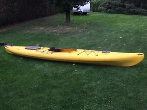 Kiwi Kayak - Aurora - 14ft with rudder