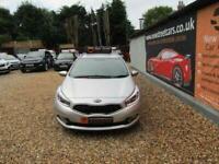 2014 Kia Ceed 1.6 CRDi 4 Sportswagon 5dr Estate Diesel Manual