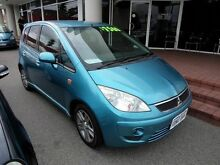 2010 Mitsubishi Colt VR-X Blue 4 Speed Automatic Hatchback Victoria Park Victoria Park Area Preview