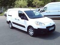Peugeot Partner L2 716 S 1.6 HDI 92bhp Crew Van DIESEL MANUAL WHITE (2013)
