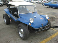 WANTED MANX BUGGY