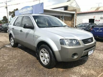 2005 Ford Territory SY TX (RWD) Silver 4 Speed Auto Seq Sportshift Wagon Geelong Geelong City Preview