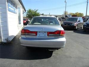 2002 Honda Accord Sdn SE Kitchener / Waterloo Kitchener Area image 7