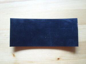 Gummimatte, Gummiplatte Gummi Antirutschmatte, Vollgummi schwarz glatt 5mm Dicke