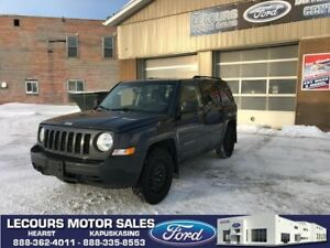 2011 Jeep Patriot Sport/North AS IS!!!! 2.4L, AUTOMATIC, 4X4