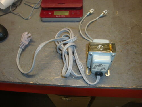 Stancor, P-8638, STEP UP TRANSFORMER 115 TO 230 VOLT FREE SHIPPING