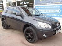 Toyota RAV4 2.0 auto XT-R 4x4 Full S/H Low miles 53k Finance Available P/X