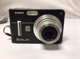 Casio Exlim EX Z57 Digital Camera, Black