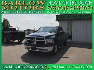 2015 Ram 1500 ST | $99 DOWN EVERYONE APPROVED!!!