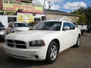 2010 DODGE CHARGER AUTO LOADED SHARP 104K-100% APPROVE FINANCING Edmonton Edmonton Area image 1