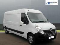 2014 Renault Master LM35 BUSINESS PLUS DCI S/R P/V Diesel white Manual