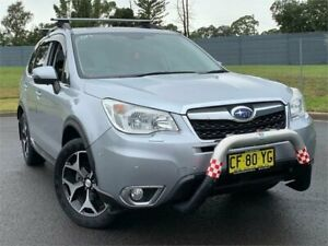 2013 Subaru Forester S4 MY13 2.5i-S Lineartronic AWD Silver 6 Speed Constant Variable Wagon