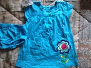 Carter's girl dress NEW with tags size 24M. AVAILABLE Gatineau Ottawa / Gatineau Area image 1