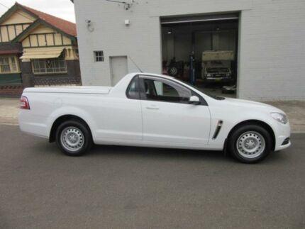 2013 Holden Ute VF MY14 White Auto Sports Mode Utility