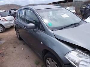 Nissan Tiida Wrecking!
