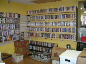 Approximately 3000 DVD Movies and Box Sets For Sale