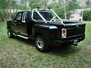 1987 Ford F150 Black Automatic EXTRA CAB FLARE SIDE Capalaba Brisbane South East Preview