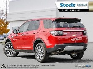 2016 Land Rover DISCOVERY Discovery Sport HSE