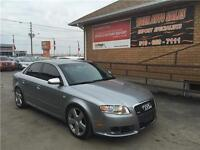 2008 Audi A4 2.0T***AWD***S-LINE***LEATHER***TURBO***