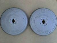 44 lb 20 Kg Dumbbell Barbell Weights - Heathrow
