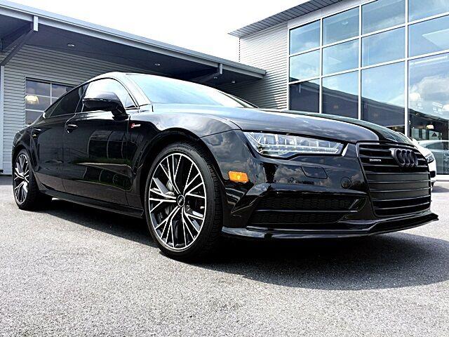 Imagen 1 de Audi A7  black