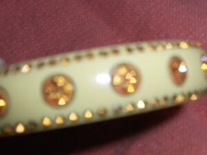 1920's Celluloid French Ivory Bangle London Ontario image 6