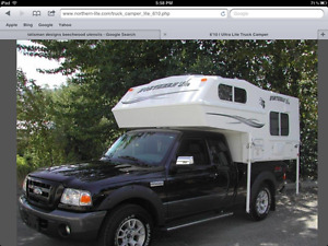 Wanted:  Northern Lite 610 Truck camper