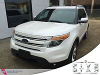 2013 Ford Explorer Limited Limited