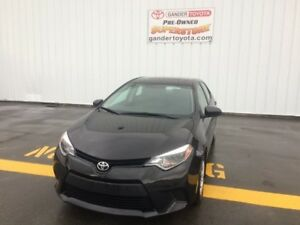 2014 Toyota Corolla CE Air Conditioning Package