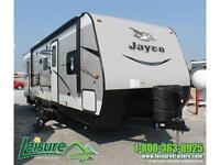 2016 Jayco Jay Flight 28BHBE Travel Trailer