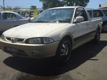 2005 Proton Jumbuck GLi White 5 Speed Manual Utility Campbelltown Campbelltown Area Preview