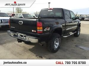 2006 GMC Sierra 1500 SLT 4x4 Crew Cab V-MAX Lifted Loaded !! Edmonton Edmonton Area image 5