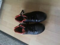 Patrick Rugby boots , size 5 and a half. Very good condition.