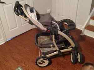 Graco - SnugRide 30 Carseat and Stroller