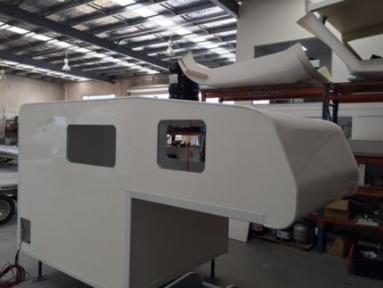 SLIDE-ON CAMPER SHELL: Ultimate for DIY fit-out Coolum Beach Noosa Area Preview