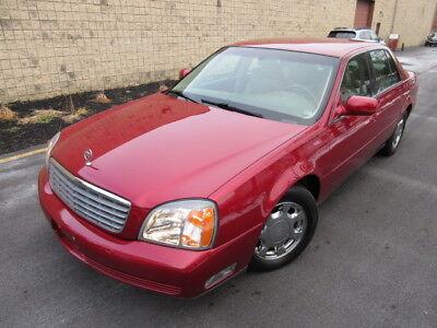 2001 Cadillac DeVille Base 4dr Sedan: 2001 CADILLAC  DEVILLE * 5OK * ONE OWNER * LOW LOW MILES * 50K *