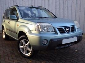 Nissan X-Trail 2.0 Sport ....Absolutely Fabulous Condition Throughout....Low Miles....Very Long MOT