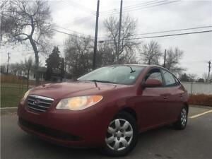 2009 Hyundai Elantra GLS = 178K = AUTOMATIC = HEATED SEATS