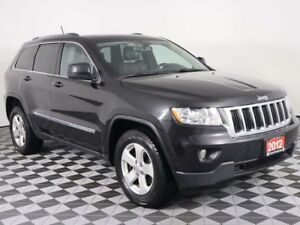 2012 Jeep Grand Cherokee w/NAVIGATION, HEATED LEATHER, PANORAMIC