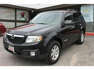 2008 Mazda Tribute *GS* / AWD . V6  - CERTIFIED & E-Tested