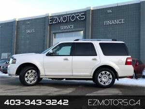 2011 Ford Expedition Limited|DVD|NAV|BACK CAM|ON SALE NOW!